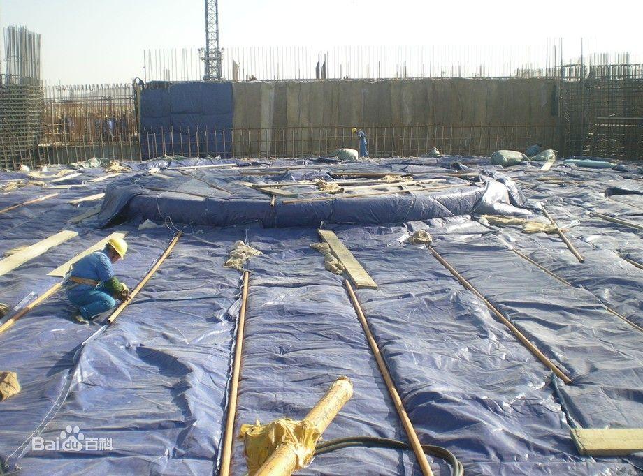 混凝土养护图片-养护百科-沥青路面养护设备-水泥