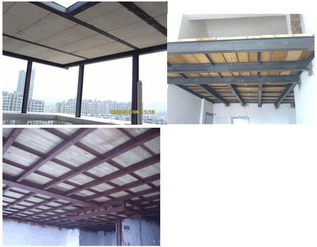 一般做隔层的钢结构主梁大多用工字钢和槽钢